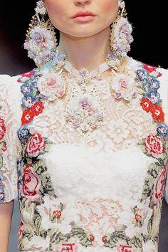 Dolce & Gabbana - Fall 2012