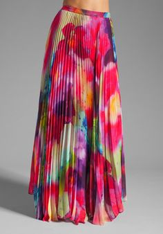 #Revolve Clothing         #Skirt                    #Alice #Olivia #Shannon #Printed #Maxi #Skirt #Jungle #Floral #from #REVOLVEclothing.com                Alice + Olivia Shannon Printed Maxi Skirt in Jungle Floral from REVOLVEclothing.com                                               http://www.seapai.com/product.aspx?PID=520274