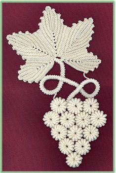 Best 12 Venise Lace Trim, off white lace trim, bridal trim lace, crochet leaves lace trim, Crochet Leaf Patterns, Lace Patterns, Crochet Motif, Crochet Stitches, Knit Crochet, Crochet Sunflower, Crochet Leaves, Crochet Flowers, Crochet Embellishments