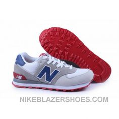 Online New Balance 574 Mens White Grey Blue Shoes c95582c1f2e5e