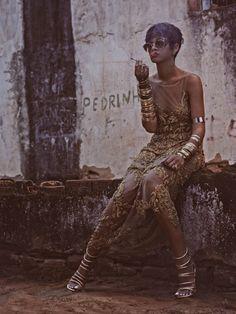 Rihanna Vogue Brazil