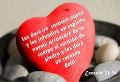 #Biblia #Dios #corazón #Ezequiel #profeta