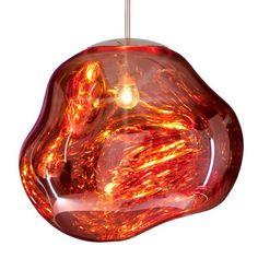 Tom Dixon Melt Copper Pendant Light | Pendants | Lighting | Heal's