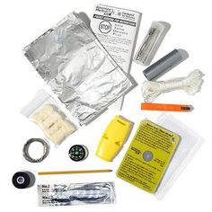 FOR HIKING and Boy Scout preparedness. Adventure Medical Kits Pocket Survival Pak