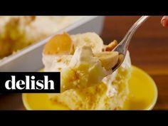 Best Banana Pudding Poke Cake - How to Make Banana Pudding Poke Cake