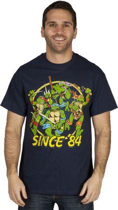 Ninja Turtles Attack Shirt – 80sTees.com, Inc.