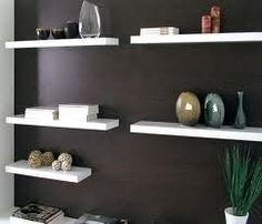 1000 images about repisas on pinterest floating shelves for Cosas de casa deco