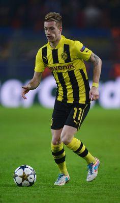 Marco Reus  A soccer favorite