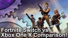 Fortnite Graphics Comparison - Digital Foundry http://bit.ly/2lnzap3 #nintendo