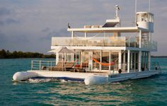 A luxury sea stay in the Rosario Islands anchored by an environmentally friendly philosophy