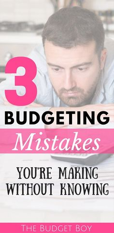 Are you making these common budgeting mistakes without even knowing? By making these 3 easy budget fixes, you can take your budgeting to the next level.