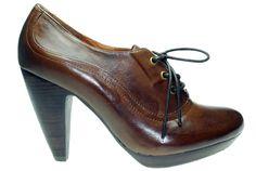 Miz Mooz Keats - Brown | Shoe Biz - San Francisco