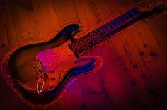 Guitar by Marek Weisskopf on 500px