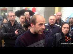 Masakra na Ukrainie: Jak bandyci mordowali mieszkańców Odessy w Domu Związków Zawodowych   PRACowniA