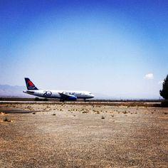 - Nicosia, North Cyprus, 2012 - Lefkoşa, Kuzey Kıbrıs Türkk Cumhuriyeti, 2012 - Ercan Airport