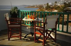 A true life story in the traditional village of Piso Livadi in Paros Island, Greece. Paros Island, Seaside Village, Outdoor Furniture Sets, Outdoor Decor, Alone, Greece, Traditional, Table