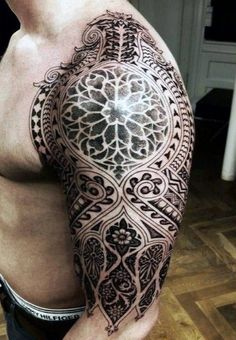45 Awesome Half Sleeve Tattoo