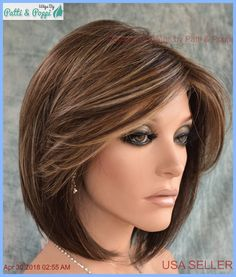 32 Layered Bob Hairstyles : Add These Hot Layers to Your Haircut Now - Style My Hairs Medium Short Hair, Very Short Hair, Medium Hair Styles, Short Hair Styles, Modern Bob Haircut, Bobs For Thin Hair, Layered Bob Hairstyles, Braided Hairstyles, Hair Flip