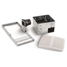 Pic On Broan Sone CFM White Bathroom Fan ENERGY STAR