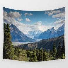 all that remains Wall Tapestry