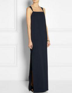 The Row Tiglie Stretch Cady Gown