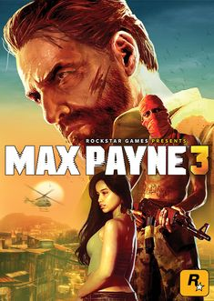 Max Payne 3 - Xbox 360 by Rockstar Games Max Payne 3, Bioshock 2, Battlefield 3, Xbox One, Videogames, Microsoft, Mundo Dos Games, Indie, Game Presents