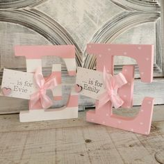 Wooden letter nursery decor wooden name letter Wood Letters Decorated, Wooden Name Letters, Baby Name Letters, Framed Letters, Wooden Names, Nursery Letters, Diy Letters, Flower Letters, Glitter Letters
