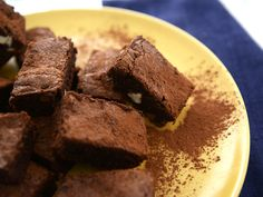 Triple chocolate brownie | Recept från Köket.se