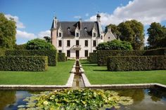 [For sale] Between Tours and Blois, in the heart of a 21 hectares park, this castle of XIII-XIX has been remarkably restored. Inside 600 m² is composed of 12 rooms including 5 bedrooms on 3 levels.  #luxuryrealestate #realestate #Forsale #sale #property #luxuryhome #luxury #France #chateau #castle #forsalechateau #forsalefrance #forsalecastle #paysdelaloire