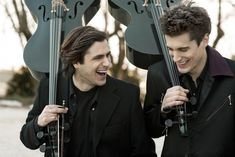 Two musicians (Luka Sulic & Stjepan Hauser) in the vast ocean of musical talent have found a way to offer a new perspective on some of the largest hits ever recorded. Then decided to post videos of their music on youtube and established a viral campaign increasing their new release viewership to over 4 million in less then two days. E - See more at: http://www.seogazelle.com/success-niche-market#sthash.dvDwz0sc.dpuf