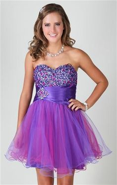 Deb Homecoming Dresses - Holiday Dresses