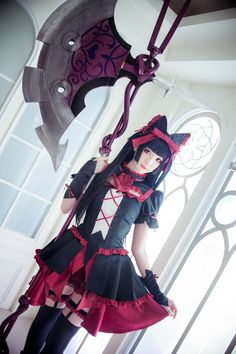 GoBoiano - This Could Be the Best Rory Mercury Cosplay on the Internet