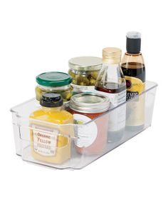 Another great find on #zulily! Medium Stackable Food Storage Bin by OGGI #zulilyfinds