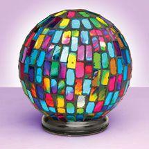 Rainbow Mosaic Light