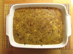 Panqueca de tabuleiro com legumes - http://gostinhos.com/panqueca-de-tabuleiro-com-legumes/