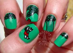 <b>When book nerds and polish addicts collide.</b>