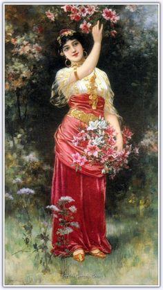Emile Eisman - Semenowsky (1857 - 1911) | Polonyalı Ressam - Forum Gerçek
