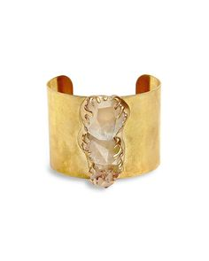 The Rock Out Cuff by JewelMint.com, $29.99