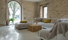 Casa Olivi in Le Marche in Italien| urlaubsarchitektur.de|holidayarchitecture.com