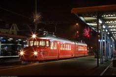 Swiss Railways, Switzerland, Trains, Electric, Fair Grounds, The Unit, Fountain, Train