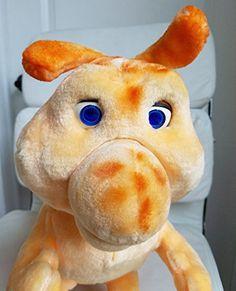 Teddy Ruxpin, Childhood Memories, Dinosaur Stuffed Animal, Amazon, Toys, Board, Party, Vintage, Activity Toys
