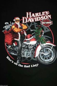 Merry Christmas to all! May you all find a Harley under your tree ...