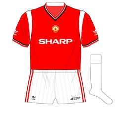 0fc395b22 10 Best Manchester United 1985 FA Cup Final Shirt images