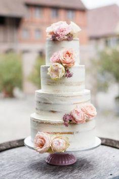 Naschwerk & Co. :: Kuchentheke - Hochzeitstorten