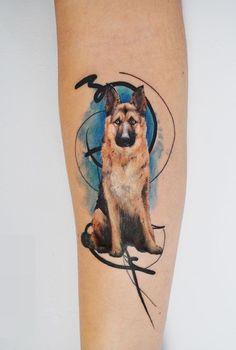 (notitle) - Beautiful Tattoo Designs and Tattoo Art Ideas for your inspiration - Hunde Lion Tattoo, Dog Tattoos, Animal Tattoos, Tattoo Art, Large Tattoos, Unique Tattoos, Beautiful Tattoos, Tattoo Designs, Tattoo Ideas