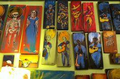 Pop-Cycle paintings