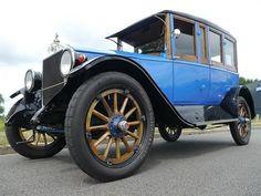 Chevrolet-Dort-Touring-1923-Oldtimer-Sehr-selten