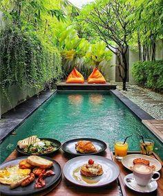 Huu Villas, Bali. Indonesia