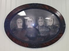 Nuns in a Beautiful Convex Glass Picture Frame Glass Picture Frames, Four Square, Victorian, Pictures, Boutique, Beautiful, Home Decor, Photos, Homemade Home Decor