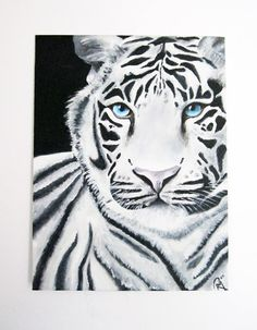 tiger painting acrylic - Google Search